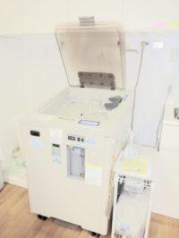鏡内侍 KOM-ED-02 ー 日本消化器内視鏡学会・日本環境感染学会・日本消化器内視鏡技師会が共同で作成しているガイドラインに準拠し洗浄・高水準消毒を行っております。