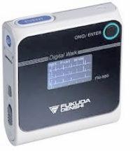 フクダ電子 ホルタ記録器 FM-960 ー 24時間の日常生活を記録した心電図検査が可能です。